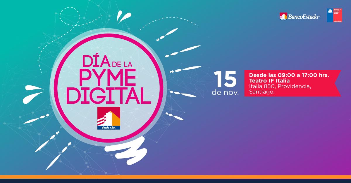 Día de la Pyme Digital: Nubox participará con su propio stand